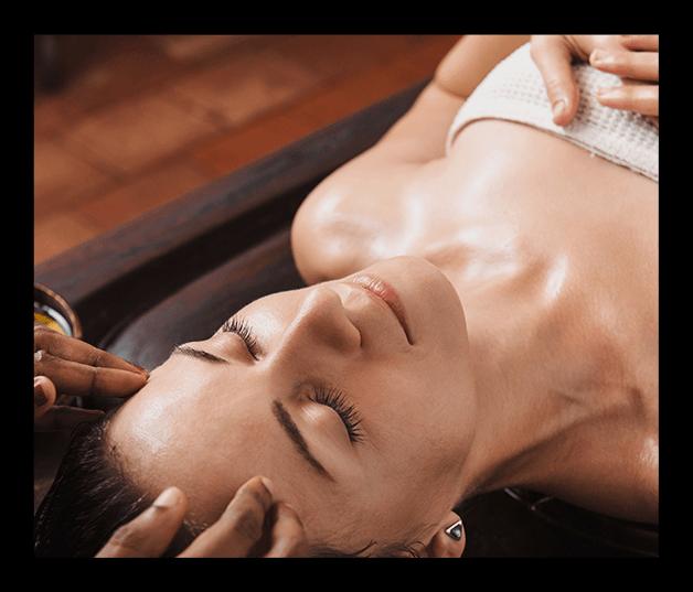 aromatherapy facial rejuvenation